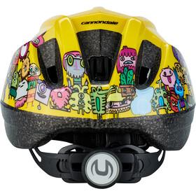 Cannondale Burgerman Colab Helmet Barn yellow
